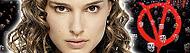 Natalie Portman vorbeste despre controversatul film V for Vendetta