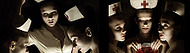 Prima infatisare a posterelor pentru filmul Saw III Halloween Bloodrive