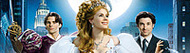Enchanted o animatie clasica combinata cu realitatea apare in cinematografe.