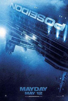 Primul poster al filmului Poseidon !, Exclusiv,Stiri VIP,Noutati Vedete