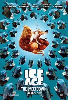 Noi postere pentru filmul Ice Age: The Meltdown, Exclusiv,Stiri VIP,Noutati Vedete