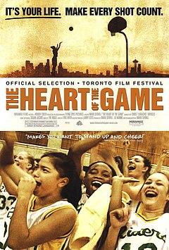 Primul poster al filmului The Heart of the Game!, Exclusiv,Stiri VIP,Noutati Vedete