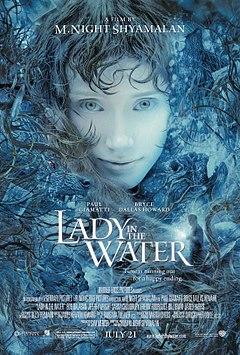 Primul poster al filmului Lady in the Water!, Exclusiv,Stiri VIP,Noutati Vedete