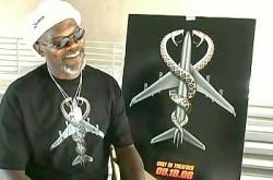 Samuel L. Jackson vosbeste despre Snakes On A Plane, Interviuri,Stiri VIP,Noutati Vedete
