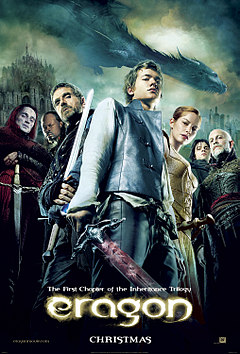 Prima infatisare a posterului filmului Eragon, Exclusiv,Stiri VIP,Noutati Vedete