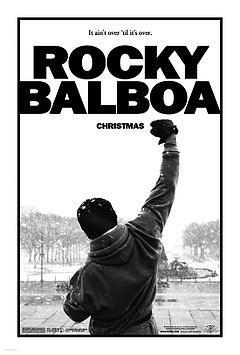 Primul poster ofical al filmului Rocky Balboa, Interviuri,Stiri VIP,Noutati Vedete