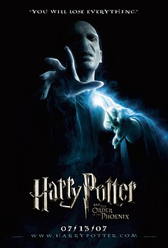 A aparut primul poster pentru filmul Harry Potter 5, Exclusiv,Stiri VIP,Noutati Vedete