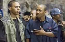 Columbus Short, Chris Brown si Ne-Yo danseaza in Stomp the Yard, Interviuri,Stiri VIP,Noutati Vedete