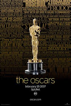 Lista completa a nominalizarilor la premiile Oscar 2007, Evenimente,Stiri VIP,Noutati Vedete