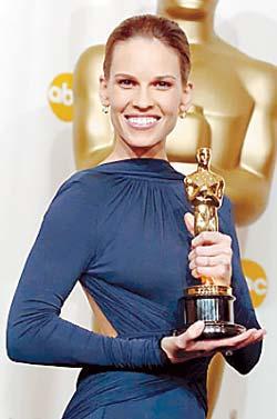 Hilary Swank, nedespartita de Oscaruri, Life style,Stiri VIP,Noutati Vedete
