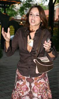 Andreea Marin s-a contrat cu tatal Andrei, Life style,Stiri VIP,Noutati Vedete