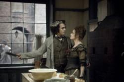 Johnny Depp in noul sau film Sweeney Todd, Exclusiv,Stiri VIP,Noutati Vedete