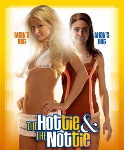 Paris Hilton si Christine Lakin sunt The Hottie & The Nottie!, Exclusiv,Stiri VIP,Noutati Vedete