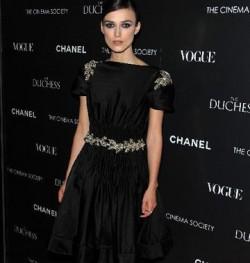 Keira Knightley vrea sa ramana insarcinata ca sa arate ca nu e anorexica, Life style,Stiri VIP,Noutati Vedete